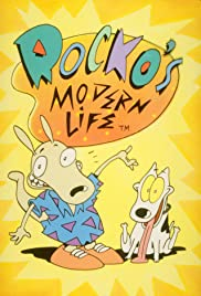 Rocko's Modern Life Poster