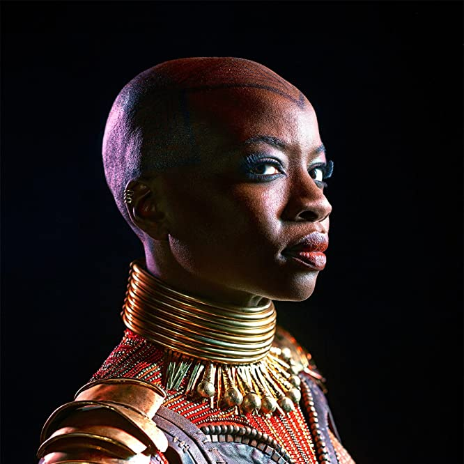 Danai Gurira in Black Panther (2018)