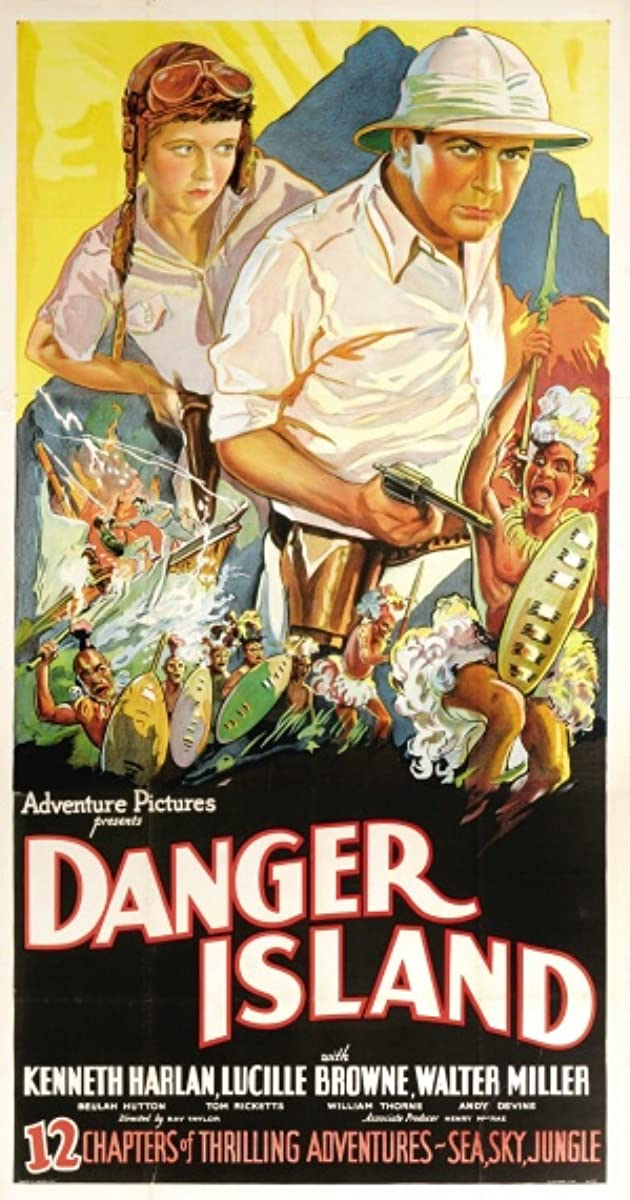 dangerous island full movie - 630×1200