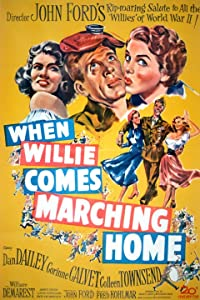 Watch free divx movies When Willie Comes Marching Home John Ford [BDRip]