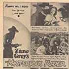 Lona Andre, E.H. Calvert, and Kent Taylor in The Mysterious Rider (1933)