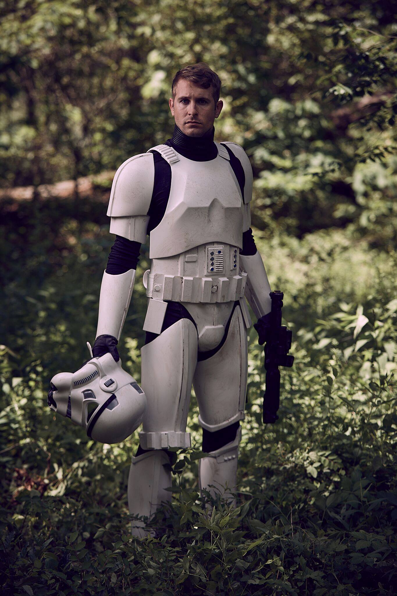 """Chad Zigmund as """"Pizzo"""" in Star Wars: Hand of the Empire"""