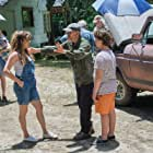Ron Howard, Amy Adams, Haley Bennett, and Owen Asztalos in Hillbilly Elegy (2020)