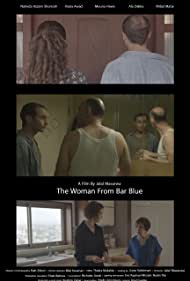 The woman from Bar Blue