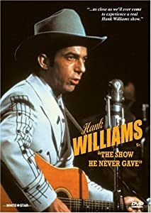 3gp mobile movie downloads Hank Williams: The Show He Never Gave [Mpeg]