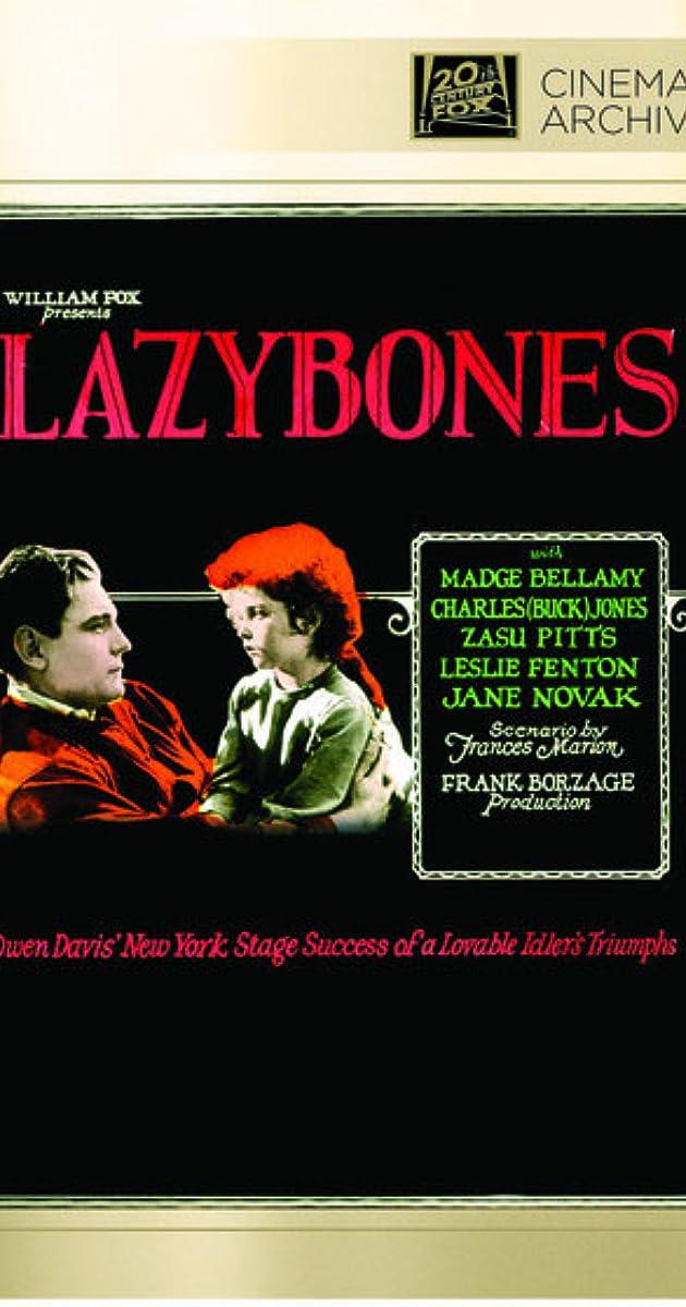 Billy LAZY BONES