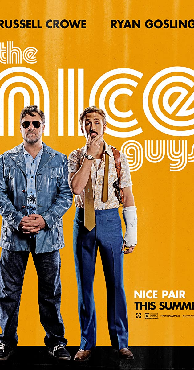 Youtube Deba Do Tell The Nice Guys 2016 Imdb