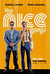 Most downloaded movie torrents 2016 The Nice Guys [320x240]