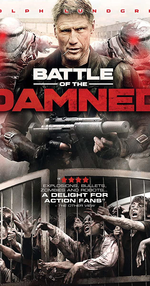 Subtitle of Battle of the Damned