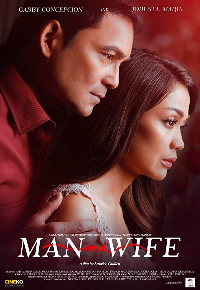 Man and Wife (2019)