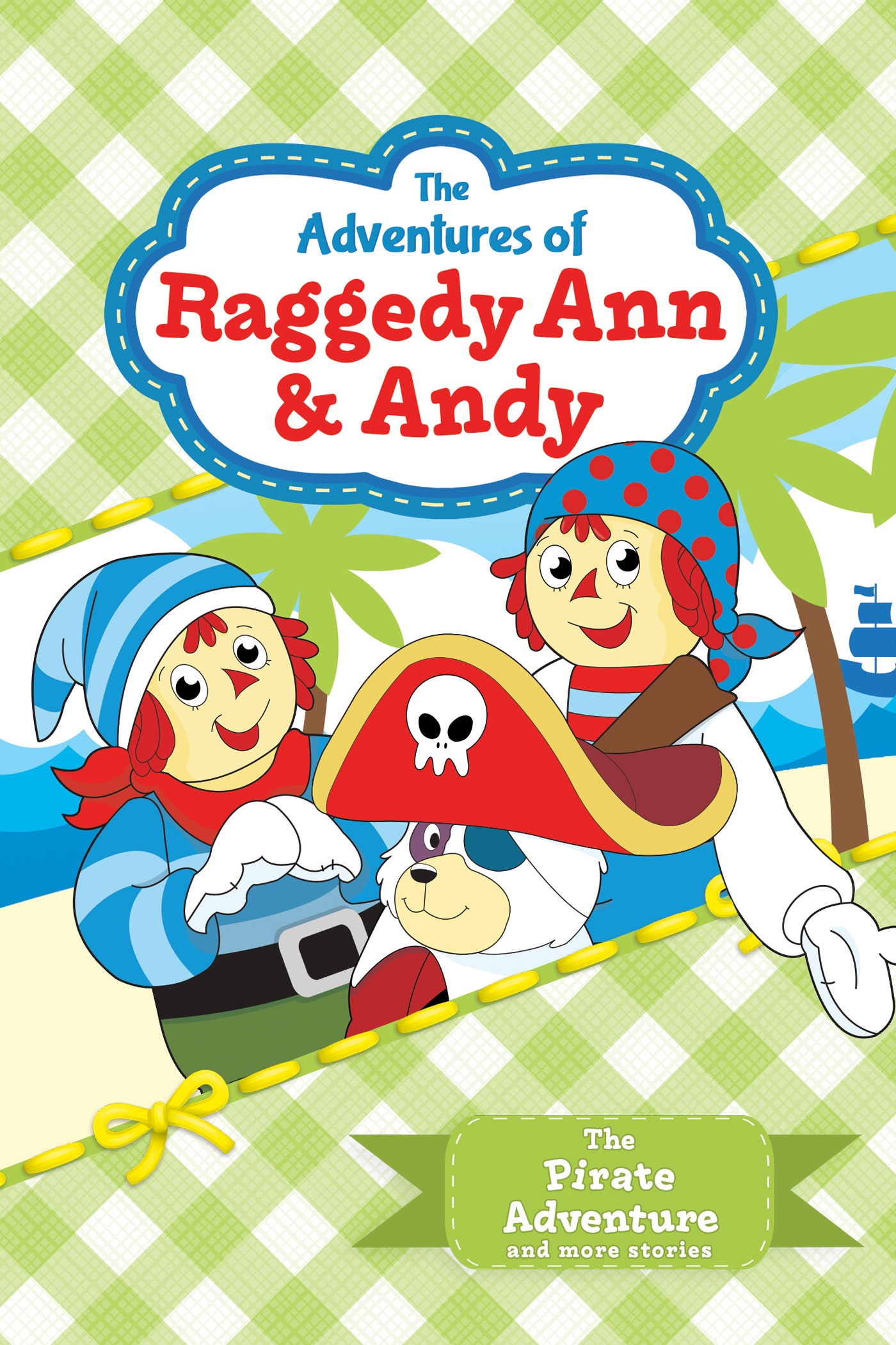 The Adventures of Raggedy Ann Andy TV Series 19881990 Photo