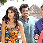 Siddharth, Ali Zafar, Taapsee Pannu, and Divyendu Sharma in Chashme Baddoor (2013)