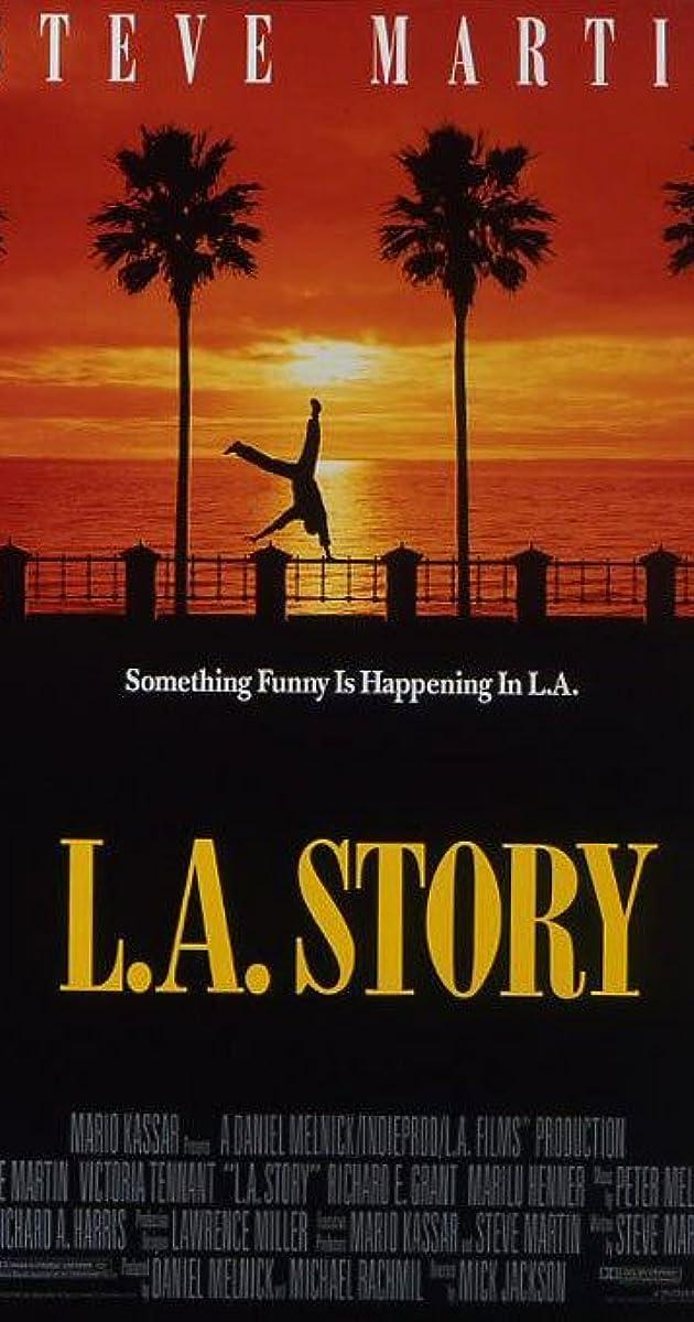 Subtitle of L.A. Story