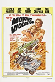 Moving Violation Poster