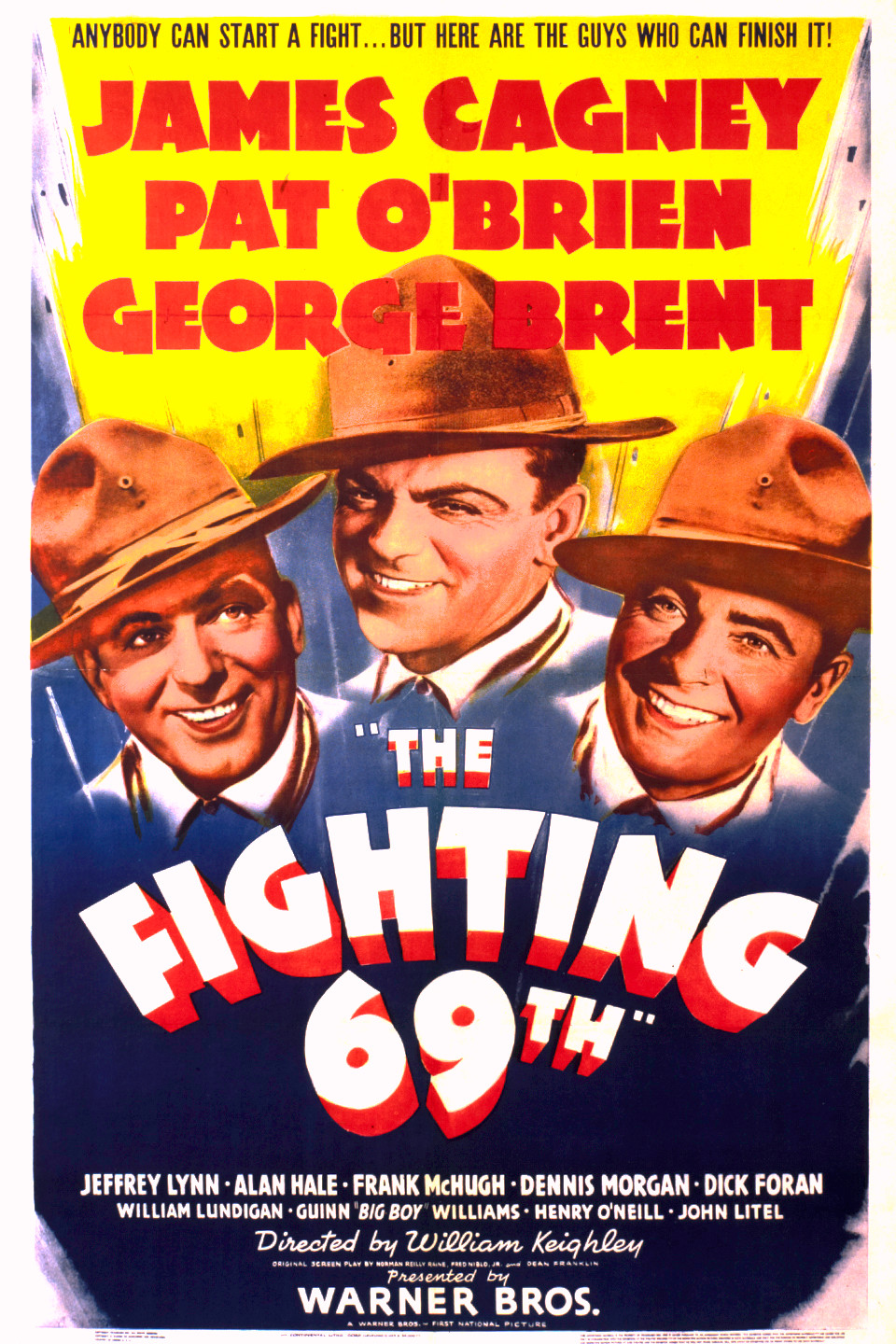 The Fighting 69th (1940) - IMDb