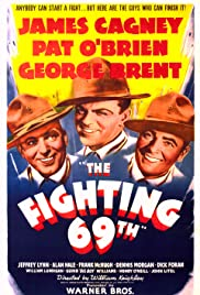 The Fighting 69th Poster