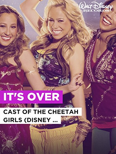 Sabrina Bryan, Adrienne Houghton, Kiely Williams, and The Cheetah Girls in Sing It's Over in the Style of the Cast of the Cheetah Girls (2006)