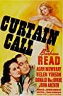 Curtain Call (1940) Poster