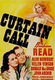 Curtain Call (1940) Poster - Movie Forum, Cast, Reviews