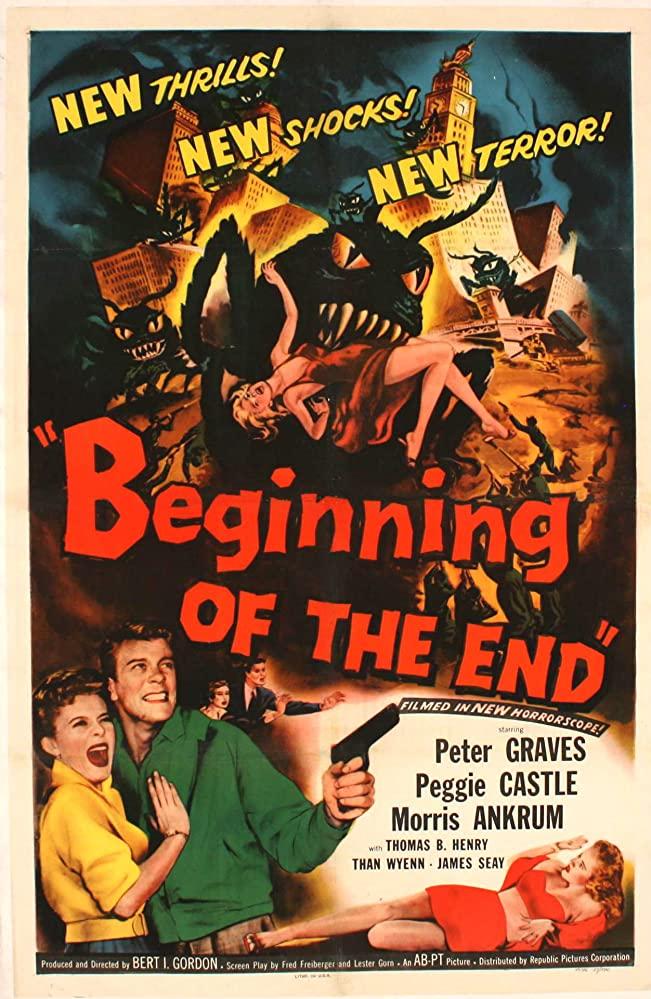 Beginning of the End 1957
