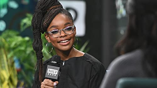 BUILD: Marsai Martin Looks to Make a Statement with Her Fashion