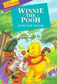 Primary photo for Winnie the Pooh Playtime: Detective Tigger