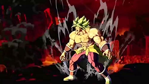 Dragon Ball FighterZ: Broly Character Reveal Trailer