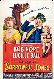 Sorrowful Jones Poster