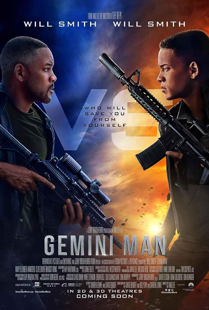 Gemini Man (2019) in Hindi