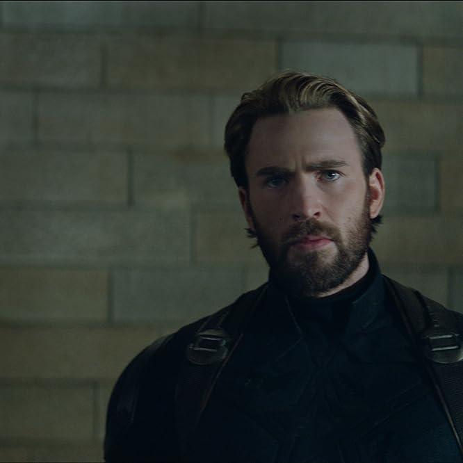 Chris Evans in Avengers: Infinity War (2018)