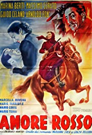 Amore rosso (Marianna Sirca) Poster