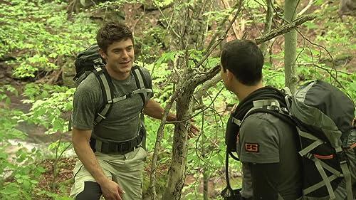 Running Wild With Bear Grylls: Zac Efron