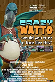 Crazy Watto Poster