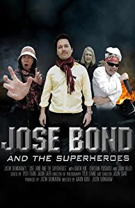 Watch free all hollywood movies Jose Bond and the Superheroes [1280x800]