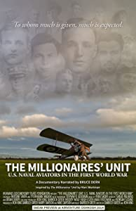 Watch free welcome movie The Millionaires' Unit [480x800]