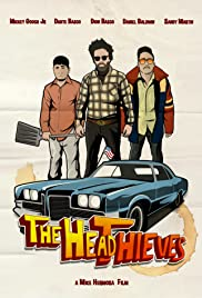 The Head Thieves Poster