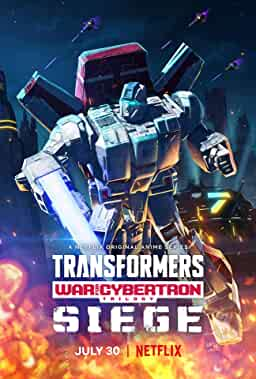 """Transformers: War for Cybertron"""