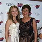 April Mullen and Mary Mullen at Young Artist Awards in Los Angeles Nominated for Cavedweller Best Supporting Actress