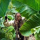 Johnny Depp in Pirates of the Caribbean: On Stranger Tides (2011)