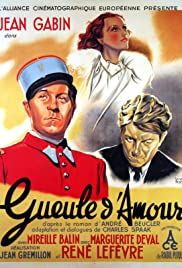 Gueule d'amour (1937) Poster - Movie Forum, Cast, Reviews