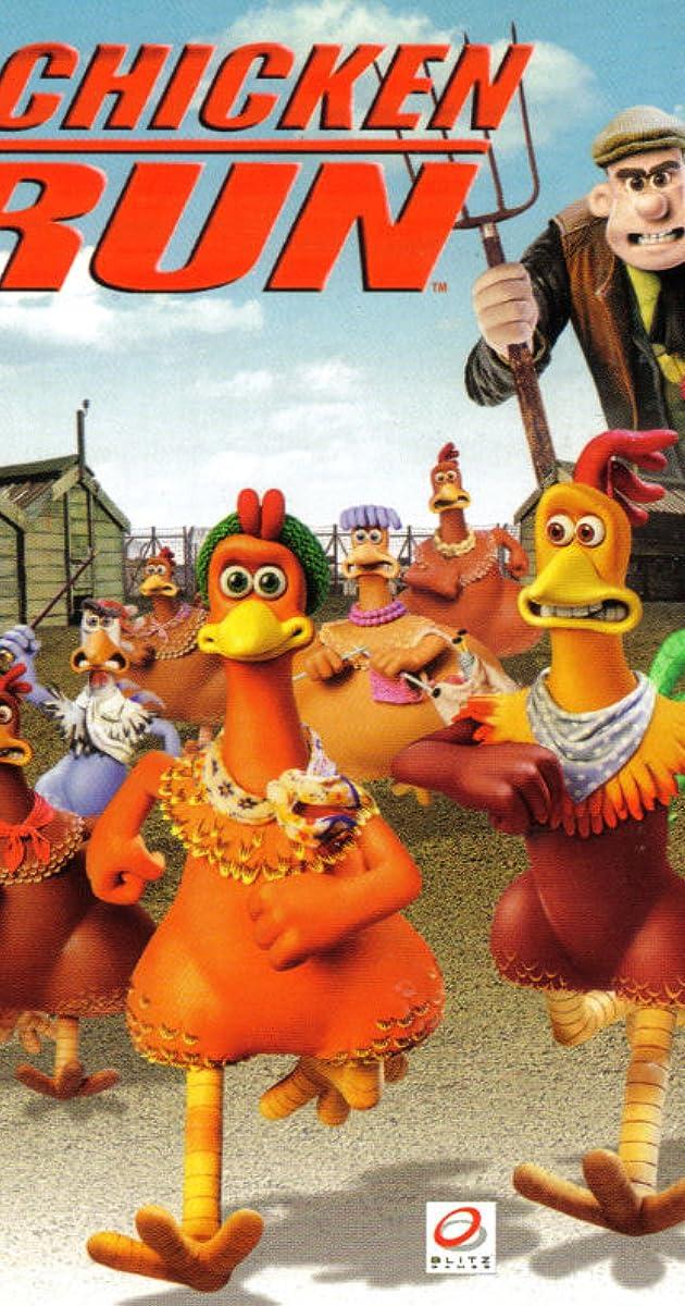 Chicken Run Video Game
