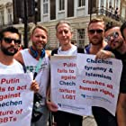 Peter Tatchell in Hating Peter Tatchell (2021)