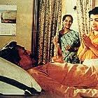 Utpal Dutt, Mamata Shankar, and Bikram Bhattacharya in Agantuk (1991)