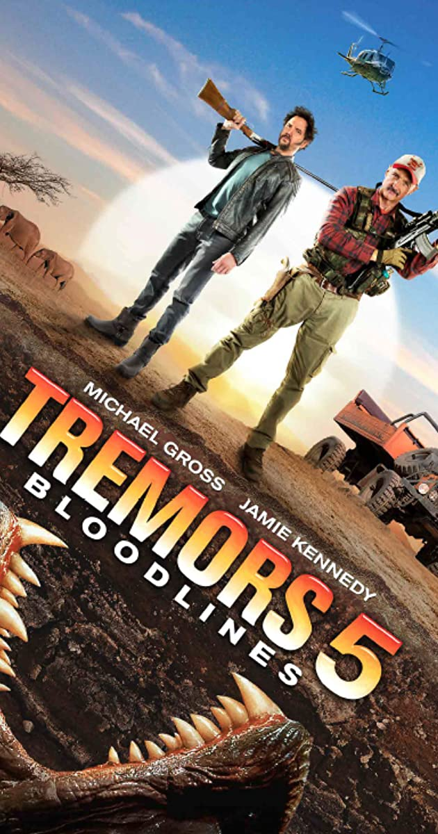 Subtitle of Tremors 5: Bloodlines