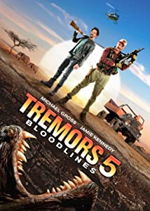 Downloading full movies pc Tremors 5: Bloodlines South Africa [WQHD]