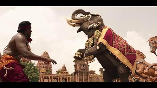 Baahubali Hindi Trailer
