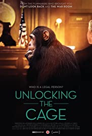Unlocking the Cage Poster
