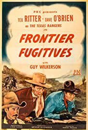 Frontier Fugitives Poster