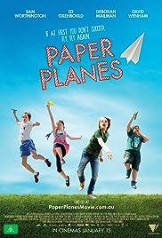 Paper Planes(2014) Poster - Movie Forum, Cast, Reviews
