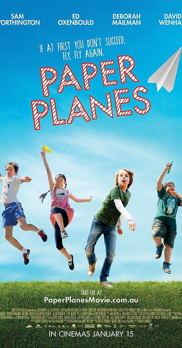 Subtitle of Paper Planes